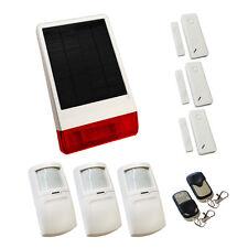 CastleGate Wireless Solar House Alarm Solution 5