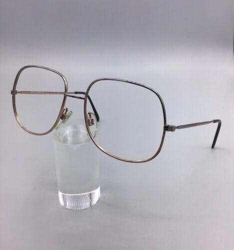 TIME OUT 4-01 Titanium Gold Amazing Unique Vintage Frame Brille Eyeglasses Glasses Occhiali Lunettes Gafas Bril Glas\u00f6gon