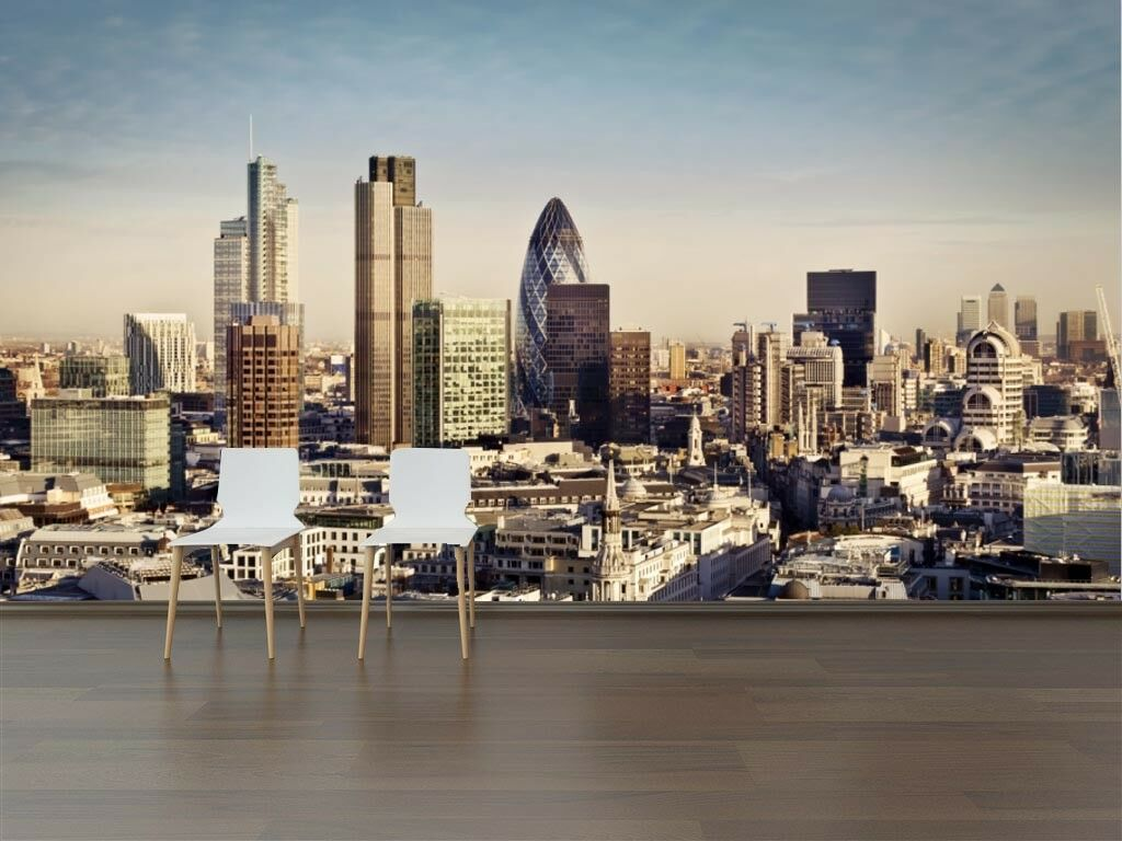 3D Stadt Von London 732 Tapete Wandgemälde Tapete Tapeten Bild Familie DE Summer