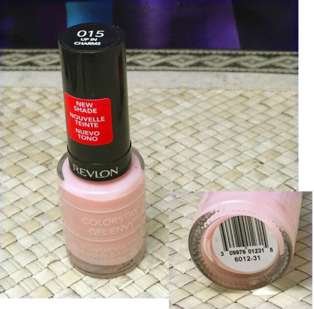 Revlon Colorstay GEL Envy Longwear Nail Enamel 015 up in Charms ...