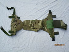 Tier 2 Pelvic Protection ,Splitterschutz, MTP,Multicam, Rear Panel Large,gebr.