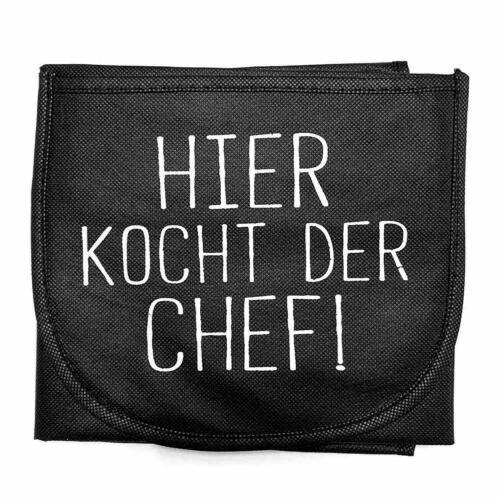 lustige Kochschürze mit Spruch Latzschürze Grillschürze Küchenschürze Schürze