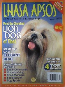 Lhasa Apso Por Serie De Perro Libro