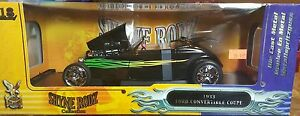 Yat Ming Road Signature 1:18 SHYNE RODZ 1933 FORD Convertible Coupe Die-cast