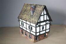 Fachwerkhaus Schneider Kaltenburg, Mittelalter, zu 7cm - 1656, Ritter, History