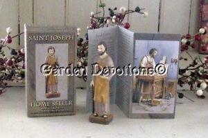 st joseph home seller kit statue 689718358209 ebay. Black Bedroom Furniture Sets. Home Design Ideas