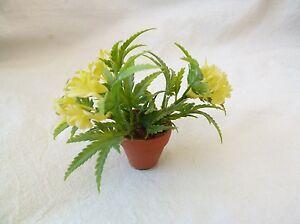#10.956# (p-241-d) Zierpflanze Dans Pot Pour Maison De Poupée-afficher Le Titre D'origine 100% D'Origine