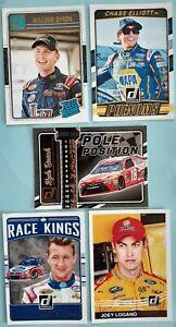 NASCAR 2017 Panini Donruss Racing Card Lot • Byron Rookie /499 Phenom Race Kings