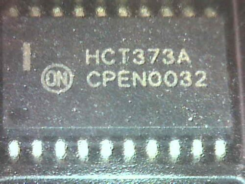 74HCT373A Octal D-type transparent latch; 3-state SMD SO-20 Onsemi