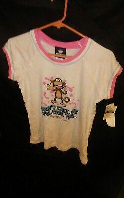 Bobby Jack Skort Girls Original Monkey 23 Sz 12-14 Large Black Layered NWT