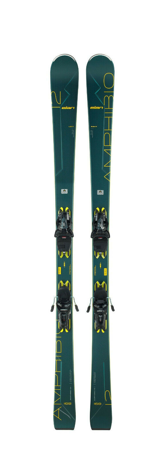 Elan Ski AMPHIBIO 12 C POWER SHIFT + EL 11.0 GW - Modell 2019 2020 -