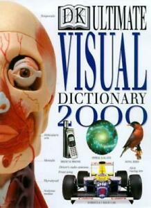 NEW-Book-Hardcover-Ultimate-Visual-Dictionary-2000-by-Dorling-Kindersley-W-Dust