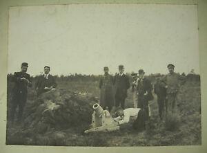 Photographie militaire sosie de Joseph Staline? démonstration de tir au canon 9ViJKnla-09160329-919842354
