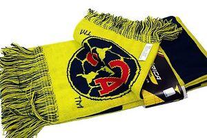 Club-America-Scarf-Official-Licensed-Rhinox-Bufanda-de-aguilas-del-America
