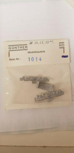 Günther 1014 H0 Drehgestellblende für Tender 2´2´T26 TOP//OVP