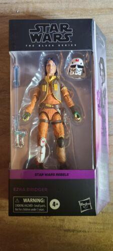 Hasbro Star Wars The Black Series Ezra Bridger 6 inch figure