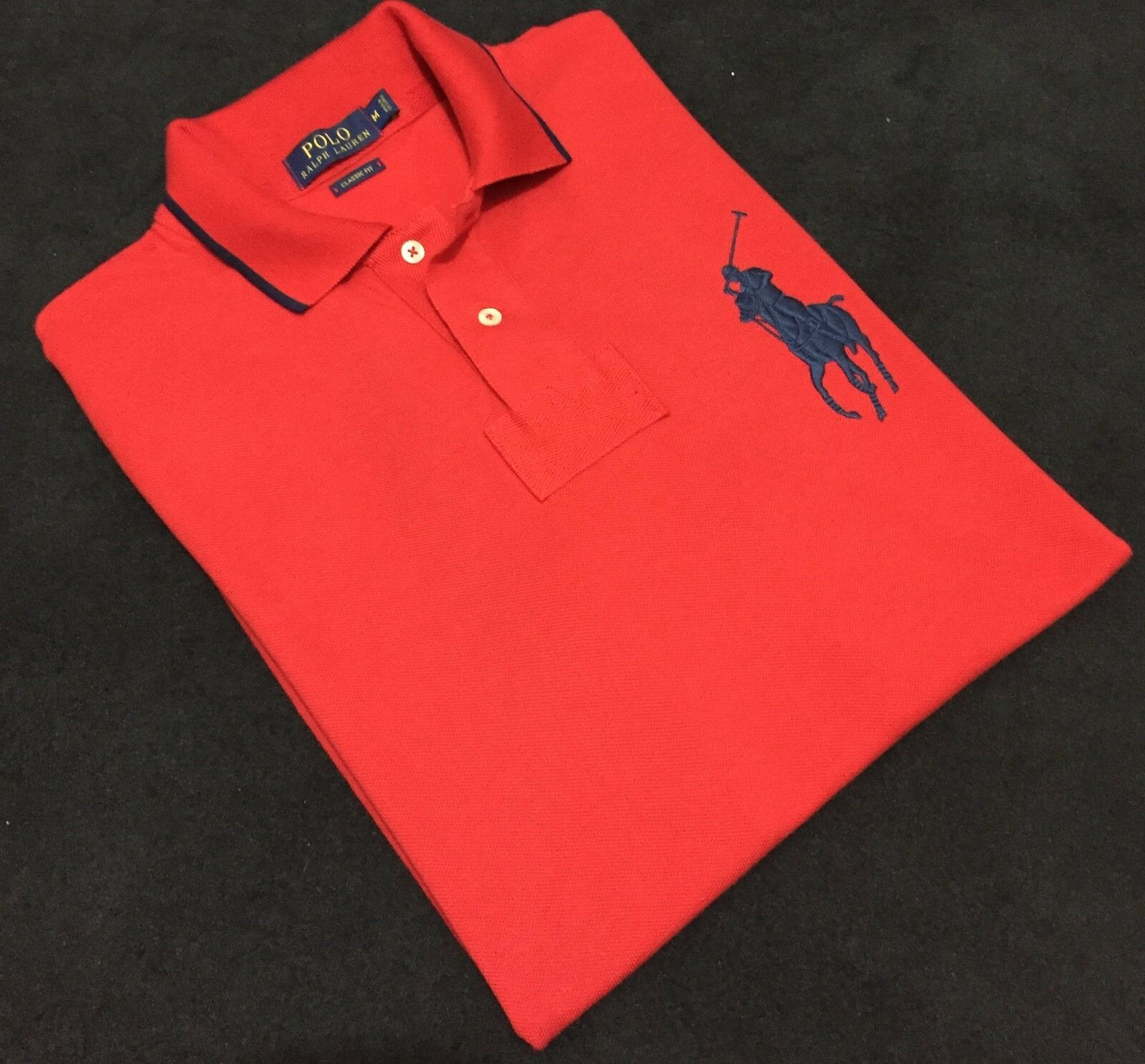Ralph Lauren classic fit polo t shirt