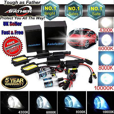 55W HID Xenon H7 Error Free Kit Car Headlight Bulb For Ford Fiesta Mk7 ST1 /& ST2