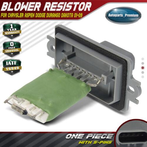 Blower Motor Resistor for Dodge Durango 03-09 Dakota Chrysler Aspen 5061575AA