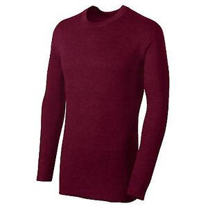 b89133e1 Duofold by Champion Thermals Men's Long-sleeve Base-layer Shirt Kmw1 ...
