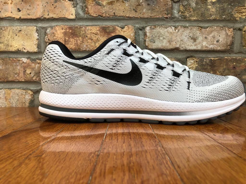 Mens Nike Air Zoom Vomero 12 TB 887026-100 White Black Brand New Size 14