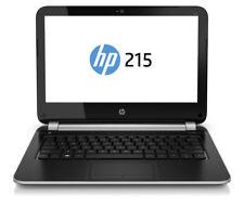 "HP 215 G1 11.6"" Laptop AMD A6-1450 1.0GHz 8GB 128GB SSD Windows 10 Pro Webcam"