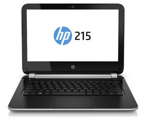 HP-215-G1-11-6-034-AMD-A6-1450-1-0GHz-4GB-320GB-DVD-Windows-10-Pro