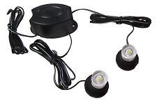 EVO Formance LED Bulb Strobe Headlight Lights Kit, White for Car-Truck-Auto