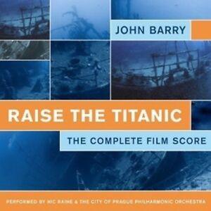 John Barry-Raise the Titanic-The Complete fi VINILE LP NUOVO