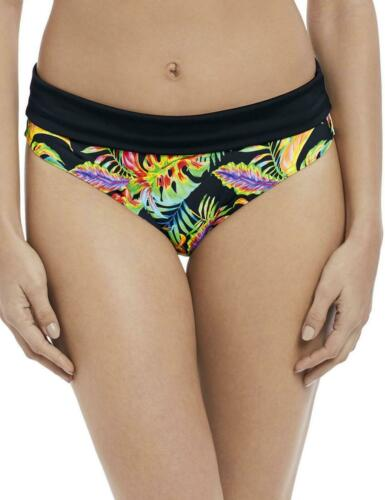 Freya Electro Beach Classic Fold Bikini Brief Tropical 2913 Womens Swimwear