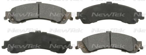 SCD834 REAR Ceramic Brake Pads Fits  02-06 Cadillac Escalade