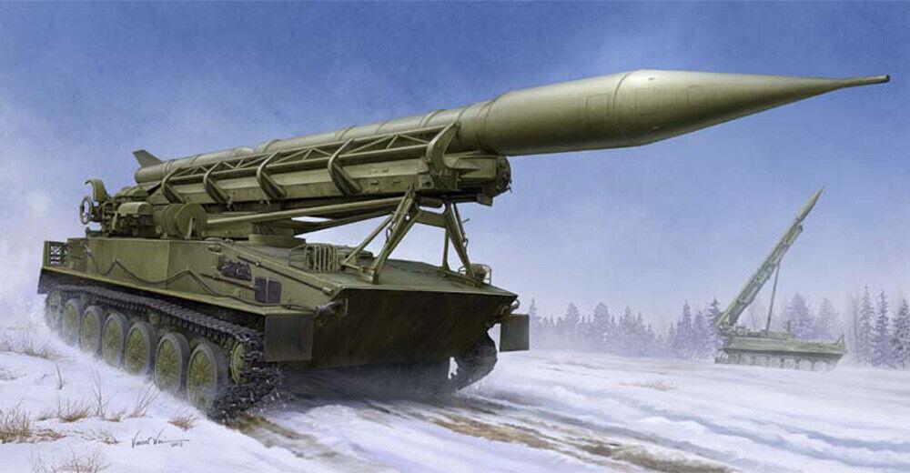 Trumpeter 1 35 2P16 Launcher with 2K6 Luna Luna Luna Missile (FROG-5) 2bb723