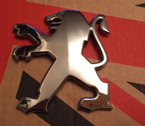 Genuine peugeot 307 Chrome Hayon Badge Coffre 964126480 95 cm x 90 cm