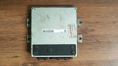 ROVER 25 45 MG ZR ZS 1.4 ENGINE ECU NNN100752 NNW004130 4D7 40601 GENUINE 3030