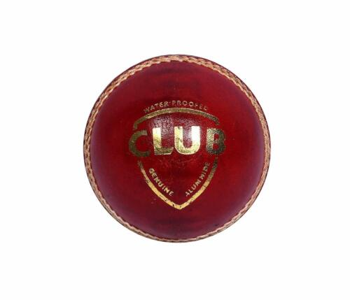 Details about  /SG Club Cricket Ball Leather High Quality Four-Piece Cricket Ball Free Shipping