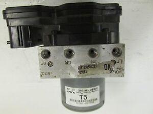kia optima anti lock brake parts abs module 2014 lx 2 4l r116 150207. Black Bedroom Furniture Sets. Home Design Ideas