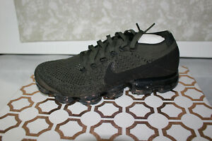 info for 8c9d0 8dde5 Details about Nike Air Vapormax Flyknit 849558-300 Olive, Brand New Size 9