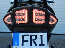 LED Rücklicht Heckleuchte mit Blinker schwarz Yamaha FJR 1300 RP04 RP08 RP11