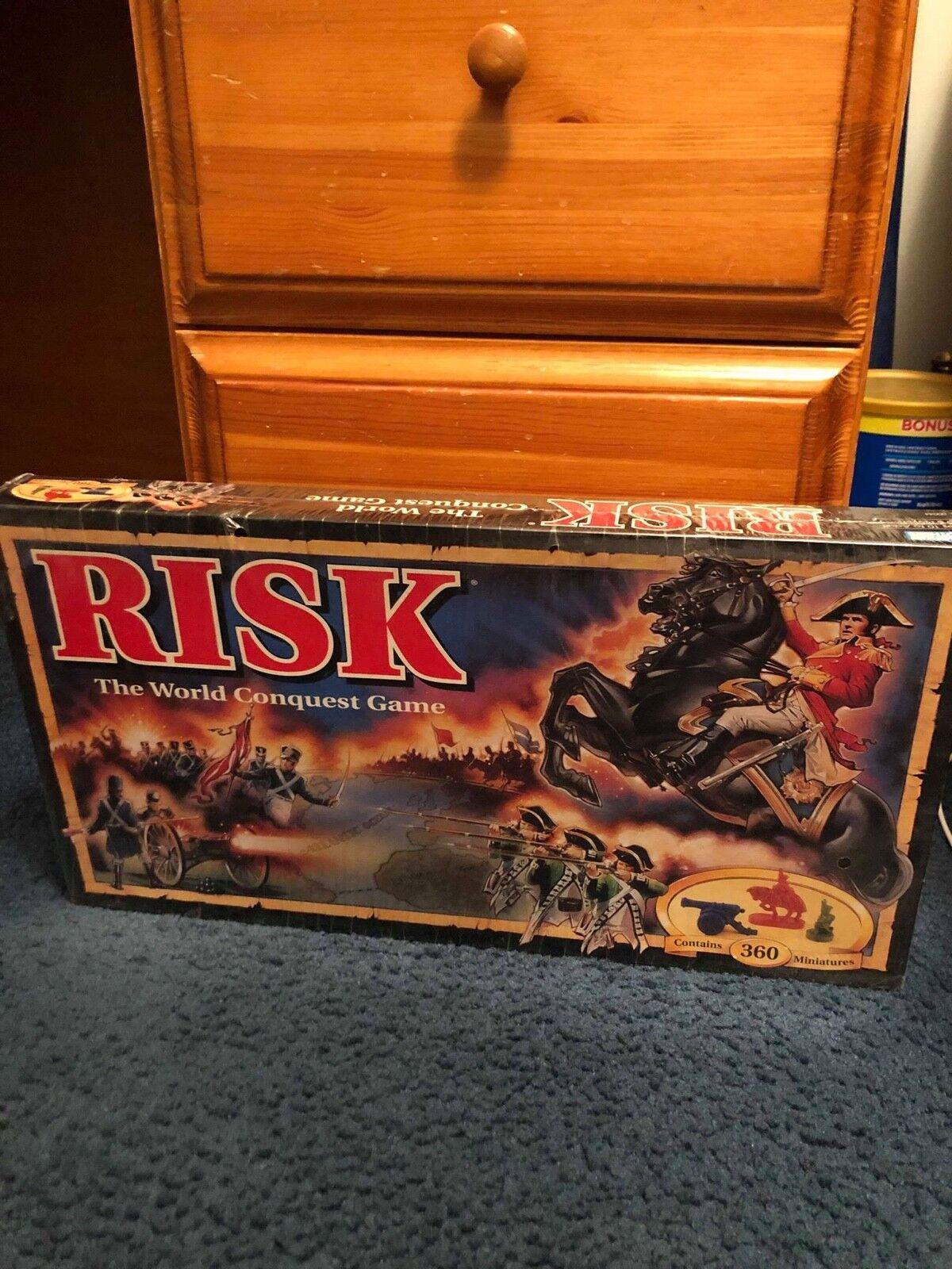 Risk för brädspel  The Of Global Domination (2003)