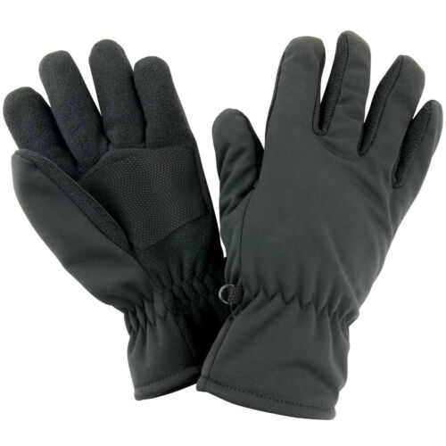 R364X Softshell Thermal Ski Gloves Breathable Windproof Water Repellent