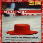 Danza Espanola 0881488402421 by Friedemann Wuttke CD