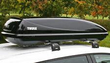 Thule Ocean 200 Car Roof Top Box | 450 Litre Gloss Black