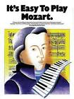 It's Easy to Play Mozart by Music Sales Ltd (Paperback, 2000)