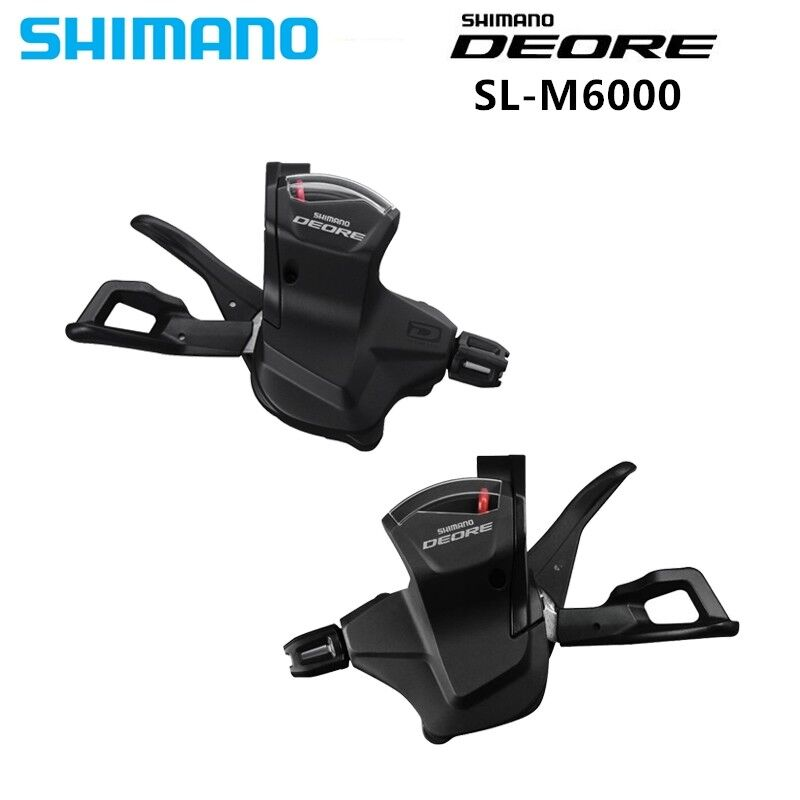SHIMANO  DEORE SL-M6000  Shifter Lever Trigger Left & Right With Inner Cable  save 60% discount