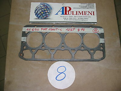 Guarnizione testa cilindri head gasket Fiat 1500 /& Cabriolet 118H