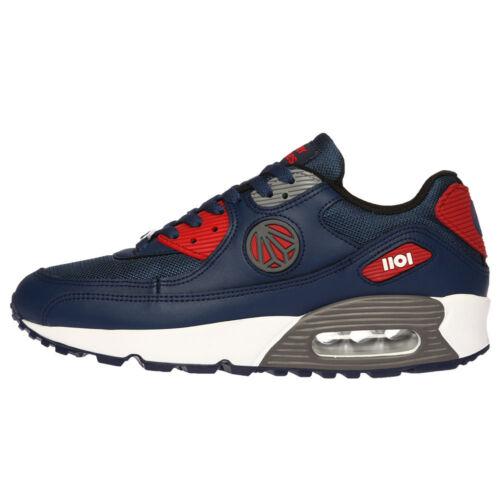 Paperplanes Air Pp1101 Herren Running Leder Sportschuhe Sneakers Nvrdgr Fl rr7qAZw