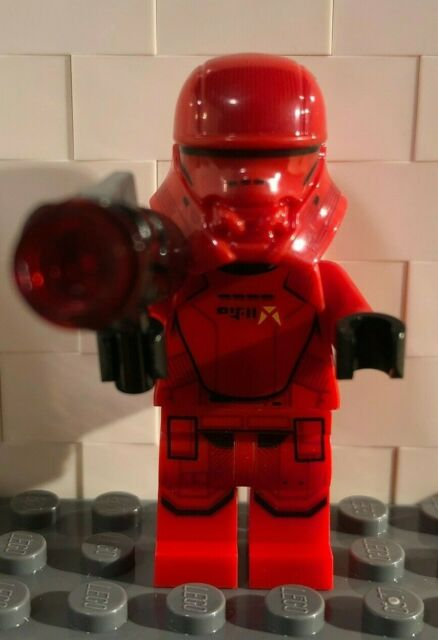 5x LEGO NEW Authentic Star Wars Sith Jet Trooper Blasters 75266 Minifigure