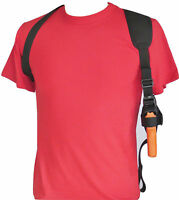 Gun Shoulder Holster For Springfield Xd 3 Subcompact With Underbarrel Laser