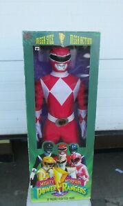 Fabricants de jouets rares Mega Size Action Puissant Morphin Power Rangers 36   Rare Toymakers Mega Size Action Mighty Morphin Power Rangers 36