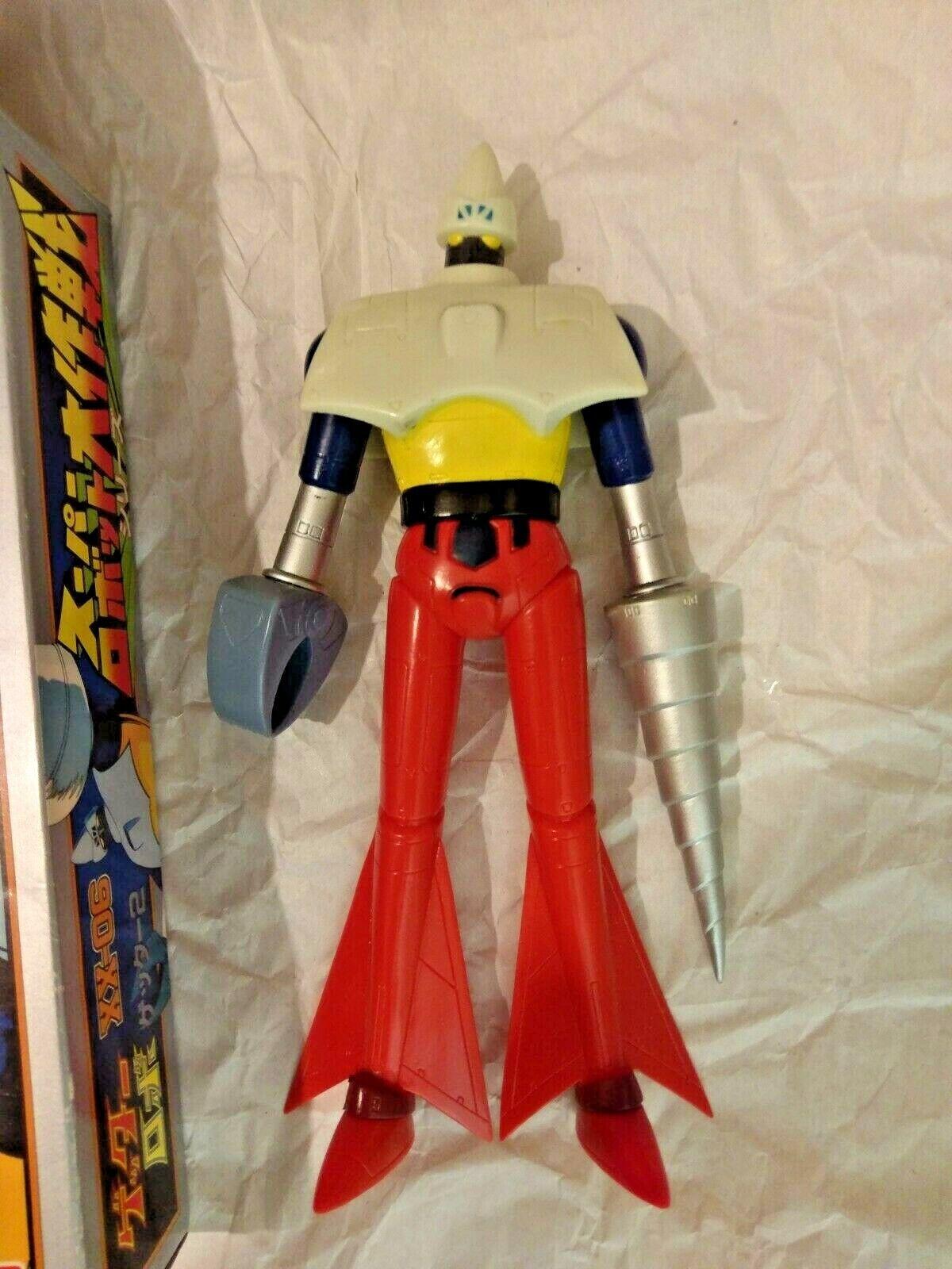 BANDAI súper ROBOT WARS Vinilo Suave 25cm XX-06 Getter 2-Original Japón